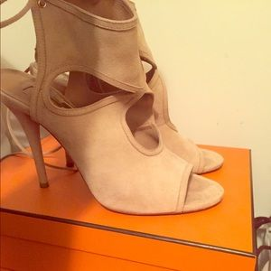 Aquazzura high heels..💕fairly new